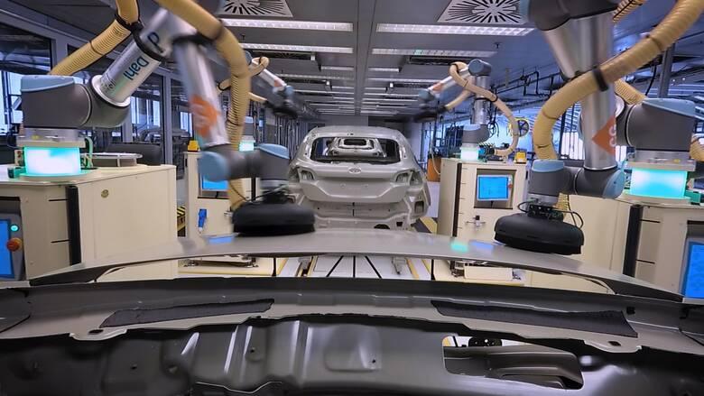 Θα αντικαταστήσουν τα ρομπότ πλήρως τους ανθρώπους στην κατασκευή των αυτοκινήτων;