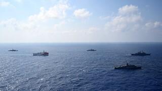 Οι Τούρκοι ακυρώνουν τις ασκήσεις ανατολικά του Καστελόριζου ανήμερα της 28ης Οκτωβρίου