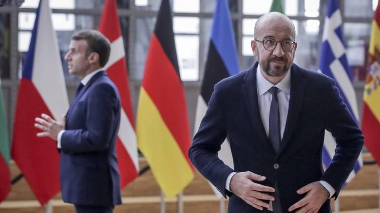 Ευρωπαϊκή στήριξη στον Μακρόν απέναντι στις προκλήσεις Ερντογάν