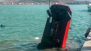 Κως: Αυτοκίνητο έπεσε στο λιμάνι - Νεκρή η οδηγός