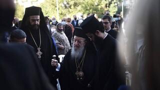 Θεσσαλονίκη- Κορωνοϊός: Τι απαντούν οι ιερείς που πραγματοποίησαν δοξολογία χωρίς μάσκες