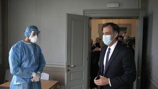 Κορωνοϊός - Πρόεδρος ΕΟΔΥ: Πιθανό να ξεπεράσουμε τα 1.000 κρούσματα σήμερα