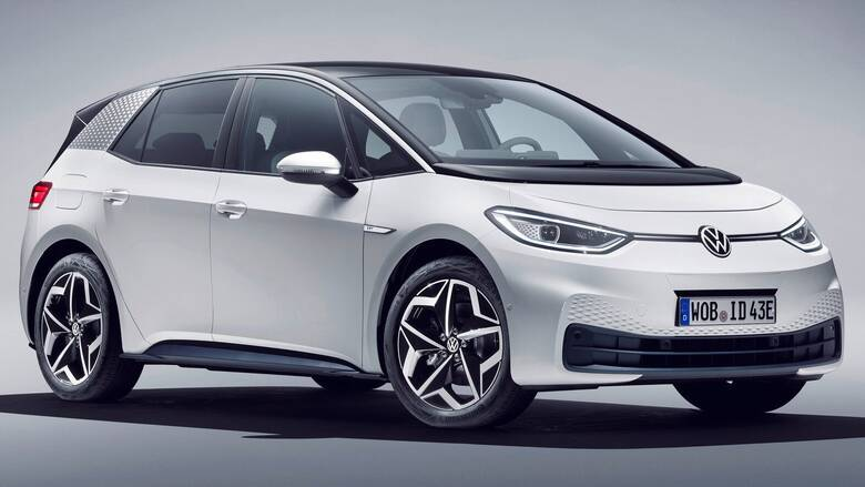 Το μικρό VW ID.1 για να κοστίζει κάτω από τις 20.000 ευρώ θα έχει πιο φτηνές μπαταρίες