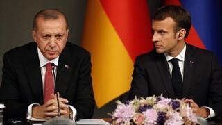 Ανεβάζει τους τόνους ο Μακρόν: Γαλλία καλεί ΕΕ να εγκρίνει κυρώσεις κατά της Τουρκίας