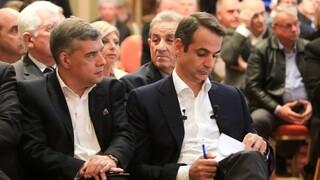 Ιανός: Τηλεδιάσκεψη Μητσοτάκη - Αγοραστού για την αποκατάσταση των ζημιών στη Θεσσαλία