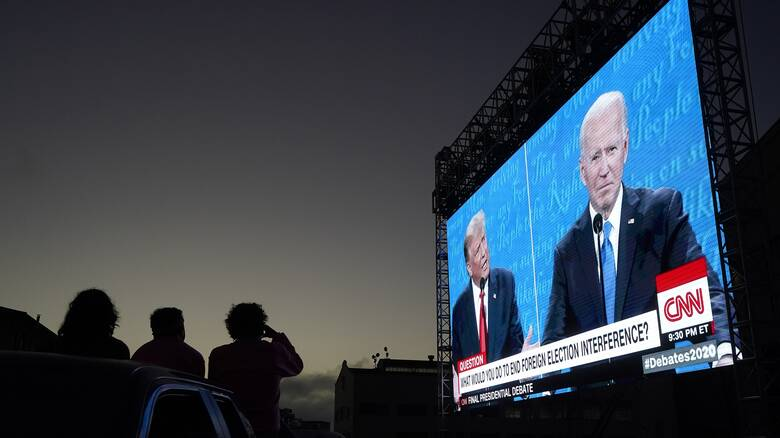 Εκλογές ΗΠΑ: Τραμπ και Μπάιντεν παίζουν τα τελευταία τους χαρτιά – Πού επικεντρώνονται