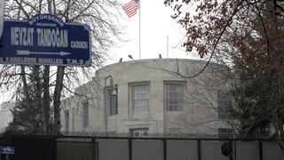 Κάθειρξη πέντε ετών για Τούρκο εργαζόμενο του αμερικανικού προξενείου