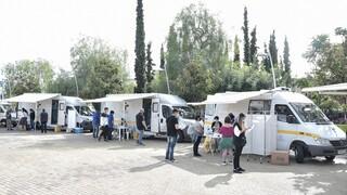 Κορωνοϊός: 47 κρούσματα σε ελέγχους στην πλατεία Περιστερίου