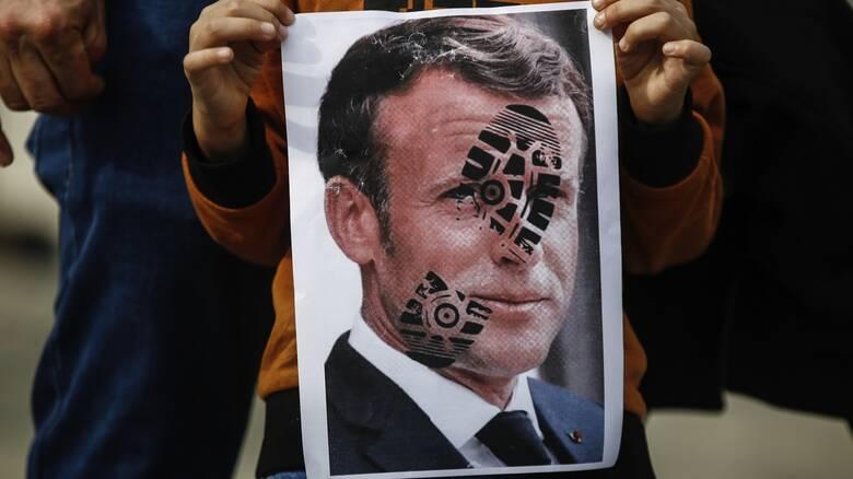 Στο «κόκκινο» η κόντρα: Οργή Άγκυρας για το σκίτσο του Charlie Hebdo