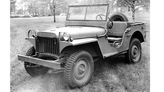 Αυτοκίνητο: Χωρίς το Jeep Willys η νίκη των Συμμάχων στο Β' Παγκόσμιο θα ήταν ακόμα πιο δύσκολη