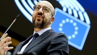 Σαρλ Μισέλ: Η ΕΕ πρέπει να είναι πιο αποτελεσματική στις πολιτικές της για τη διαχείριση του ιού