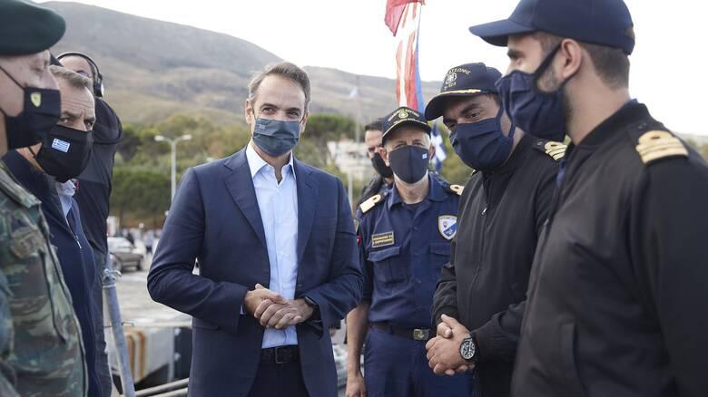 Μητσοτάκης για 28η Οκτωβρίου: Να επιστρατεύσουμε τις ίδιες αρετές που έκαναν την Ελλάδα μεγάλη