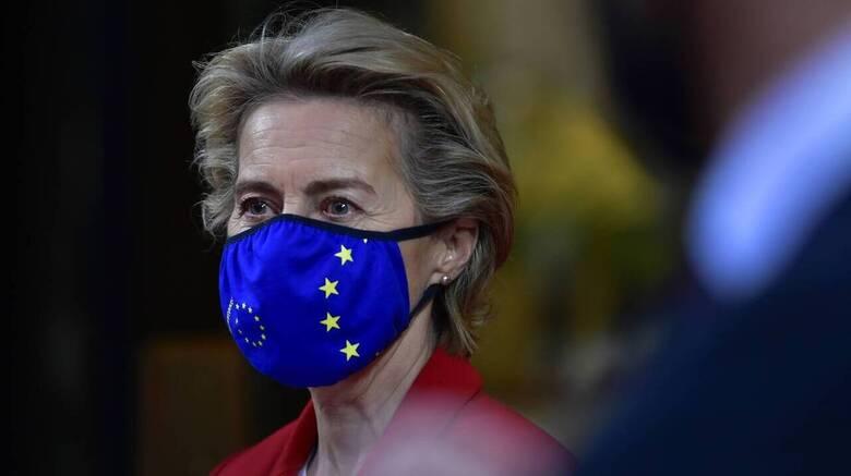 Κορωνοϊός – Ούρσουλα φον ντερ Λάιεν: Τα κρούσματα θα αυξηθούν πολύ τις επόμενες εβδομάδες