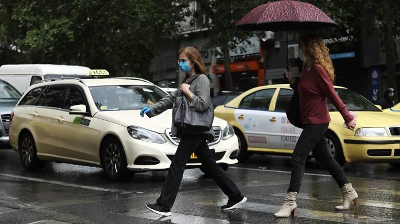 Καιρός: Σταδιακή βελτίωση την Πέμπτη - Πού θα συνεχιστούν οι βροχές
