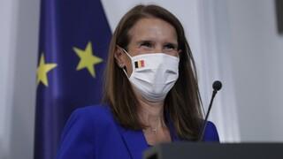 Κορωνοϊός: Εκτός εντατικής η ΥΠΕΞ του Βελγίου