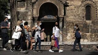 Κορωνοϊός: Εφιαλτική αύξηση κρουσμάτων - 1.547 νέα, 108 οι διασωληνωμένοι