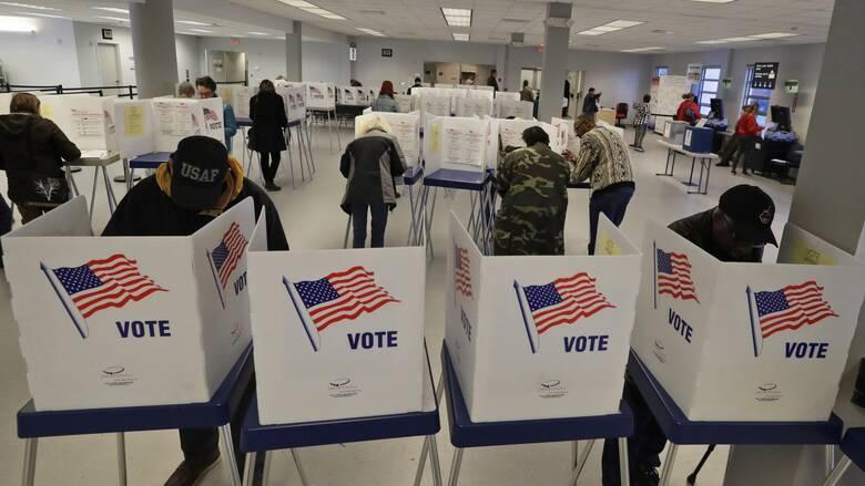 Εκλογές ΗΠΑ: Οι πολιτείες - «κλειδιά» που θα κρίνουν τον νικητή