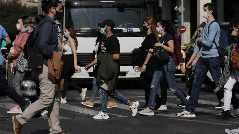Κορωνοϊός: «Καμπανάκι» από έρευνα στο Λεκανοπέδιο - Έως 40.000 τα ενεργά κρούσματα