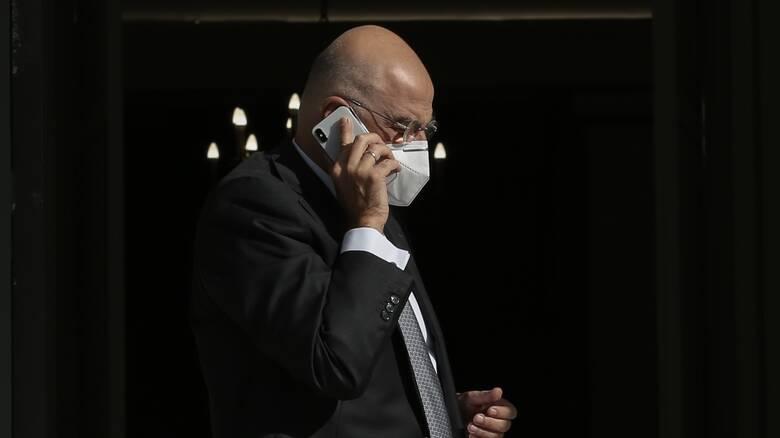 Ενημέρωση Δένδια στα κόμματα για τους κρίσιμους χειρισμούς της ελληνικής διπλωματίας