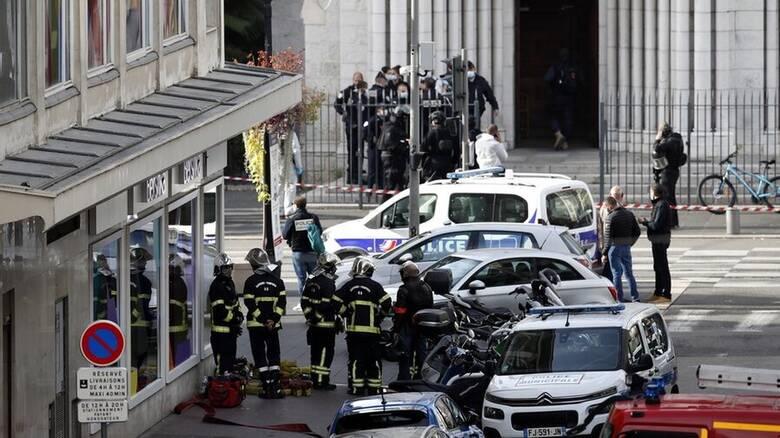 Γαλλία: Τρόμος σε εκκλησία στη Νίκαια - Τρεις νεκροί, αποκεφαλίστηκε μια γυναίκα