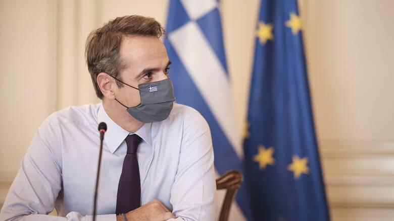Κορωνοϊός:  Νέα μέτρα ανακοινώνει αύριο ο πρωθυπουργός - Στο «κόκκινο» η Θεσσαλονίκη