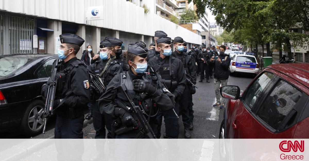 Νέος συναγερμός στη Γαλλία: Άνδρας επιτέθηκε σε αστυνομικούς – Φώναζε Αλλάχου Άκμπαρ