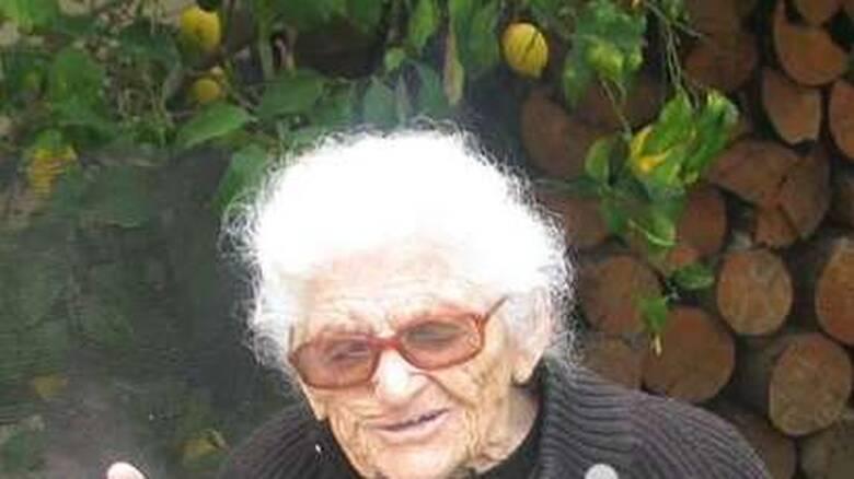 Κρέστενα: Πέθανε σε ηλικία 115 ετών η γηραιότερη Ελληνίδα