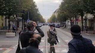Στο στόχαστρο φανατικών η Γαλλία: Τρεις αιματηρές επιθέσεις σε Νίκαια, Αβινιόν, Σαουδική Αραβία