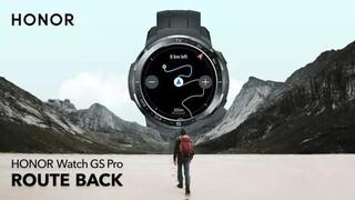 HONOR WATCH GS PRO: Διαθέσιμο στην Ελλάδα το smartwatch που παρέχει ασφάλεια στον χρήστη