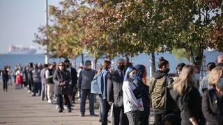 Θεσσαλονίκη - Κορωνοϊός: Με δεκαπλάσιες τιμές οι μετρήσεις στα λύματα