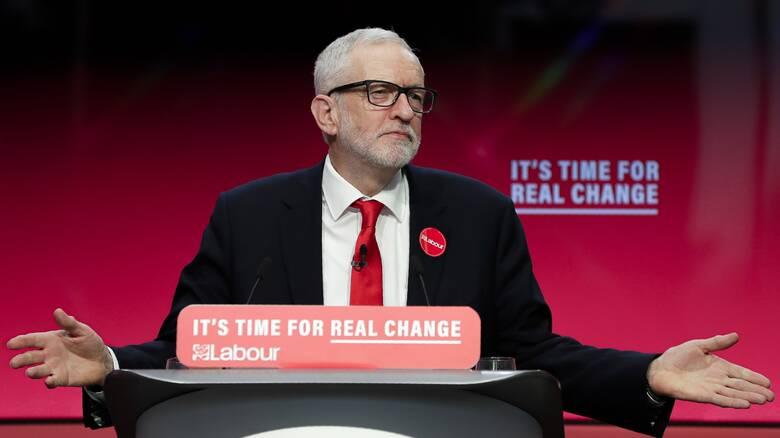 Βρετανία: Εκτός κόμματος μέχρι νεωτέρας ο πρώην επικεφαλής των Εργατικών, Τζέρεμι Κόρμπιν