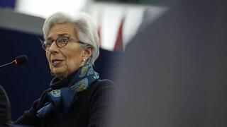 Λαγκάρντ: Το Δεκέμβριο οι αποφάσεις της ΕΚΤ για το νέο γύρο παρεμβάσεων