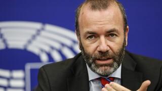 Βέμπερ: Δεν πάει άλλο - Ευρωπαϊκές κυρώσεις στην Τουρκία