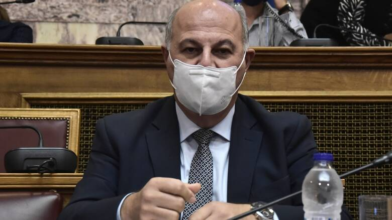 Τσιάρας: Κυβερνητική απόφαση η ενοποίηση των εισαγγελικών αρχών διαφθοράς-οικονομικού εγκλήματος