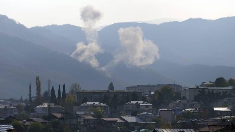 Ναγκόρνο Καραμπάχ: Λίγα χιλιόμετρα από την Σούσα οι αζερικές δυνάμεις
