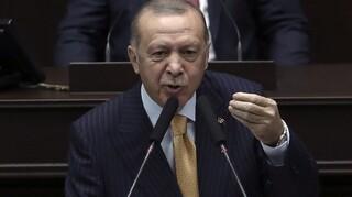Ερντογάν: Απέναντι στην αμαρτωλή Ευρώπη, η φωνή του μουσουλμανικού κόσμου