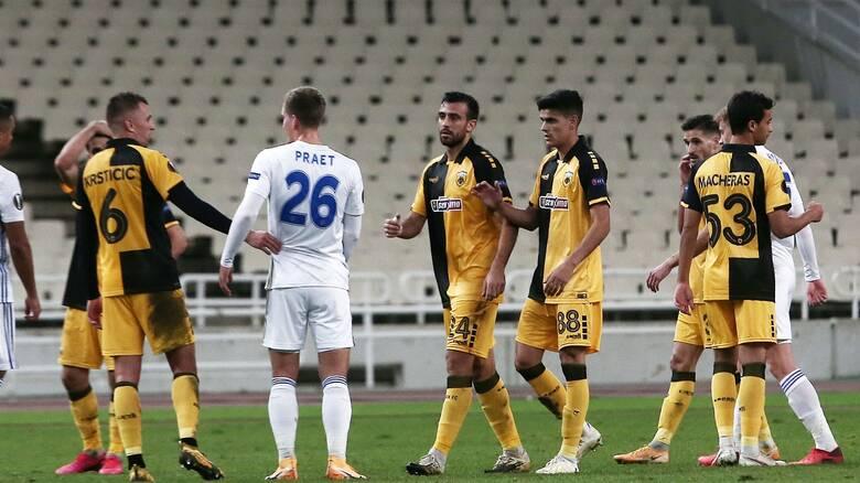 ΑΕΚ - Λέστερ 1-2: Πλήρωσε τα λάθη της και ηττήθηκε η «Ένωση»
