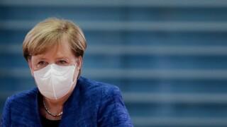 Κορωνοϊός: «Μόνη λύση τα lockdown» τόνισε η Μέρκελ στην τηλεδιάσκεψη Κορυφής της ΕΕ
