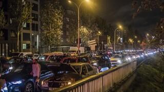 Κορωνοϊός: Μποτιλιάρισμα 700 χλμ έξω από το Παρίσι λίγες ώρες πριν το δεύτερο γενικό lockdown