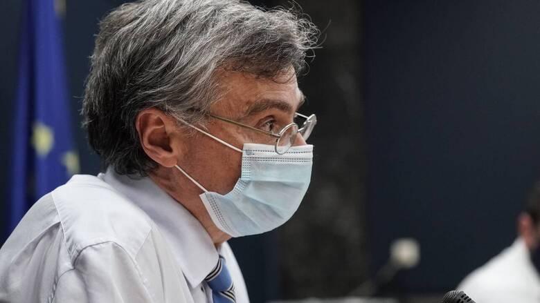 Τσιόδρας: Με μαθηματική ακρίβεια θα πιεστεί το σύστημα Υγείας
