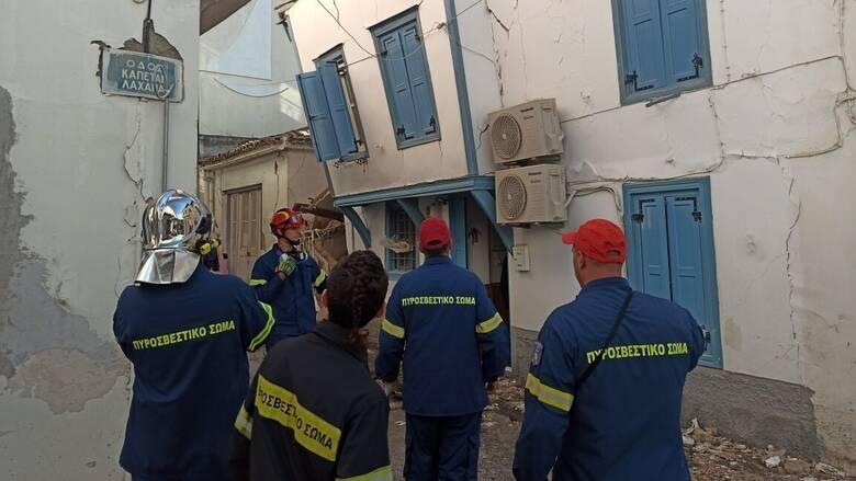 Σεισμός Σάμος - Κικίλιας: Σε κατάσταση μεγίστης ετοιμότητας τα νοσοκομεία