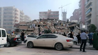 Σεισμός Σάμος: Το πρώτο μήνυμα Ερντογάν για τις καταστροφές στη Σμύρνη