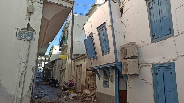Σεισμός Σάμος: Θα ακολουθήσουν ισχυροί μετασεισμοί προειδοποιούν οι σεισμολόγοι