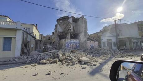 Live - Σεισμός 6,7 Ρίχτερ στη Σάμο: Νεκρά τα δύο παιδιά που καταπλακώθηκαν από τοίχο