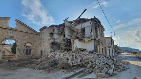 Σεισμός στη Σάμο - ΕΕΤ: Θα απέχουν οι τράπεζες από κάθε νομική ενέργεια για οφειλές έως 31/12