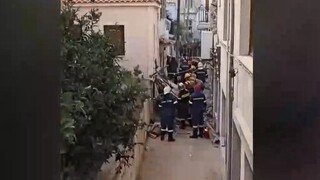 Σεισμός Σάμος: Συγκλονιστικό βίντεο από το σημείο που σκοτώθηκαν τα δύο παιδιά