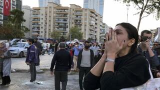 Σεισμός Τουρκία: H Σμύρνη μετράει τις πληγές της - 17 νεκροί και πάνω από 700 τραυματίες