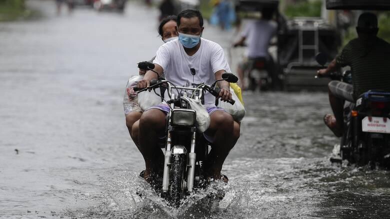 Εν αναμονή του ισχυρότερου τυφώνα για το 2020 οι Φιλιππίνες