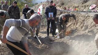 Ναγκόρνο-Καραμπάχ: Η Αρμενία ζήτησε από τη  Ρωσία να εγγυηθεί την ασφάλειά της