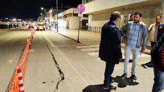 Σε κατάσταση έκτακτης ανάγκης ο Δήμος Χίου μετά τον σεισμό των 6,7 Ρίχτερ